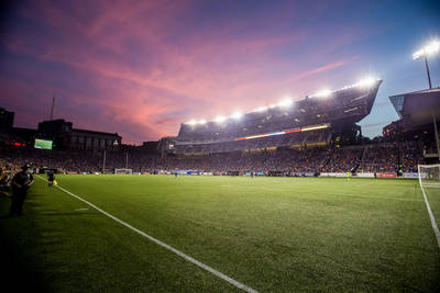 FC Cincinnati's home game