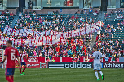 The short history of Chivas USA