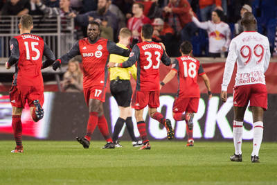 Win for Toronto, draw for Houston and Portland