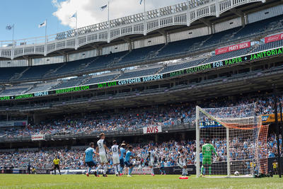 Nashville, NYCFC, and the MLS expansion model