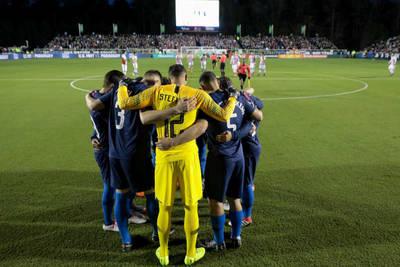 USMNT 1 – Paraguay 0