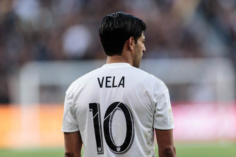 finest selection c115a dbe85 Carlos Vela and year two for LAFC | US Soccer Players