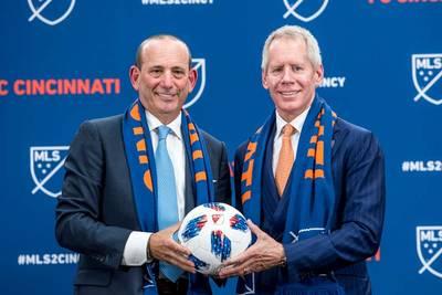 Toronto and Cincinnati in the new era of MLS squad building