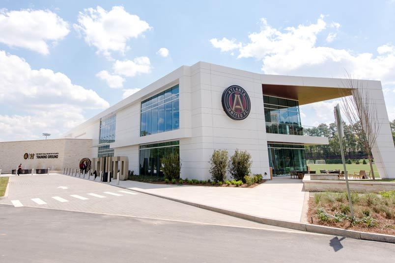 Atlanta United training ground
