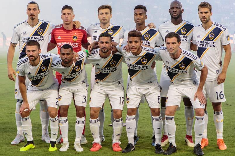 LA Galaxy squad