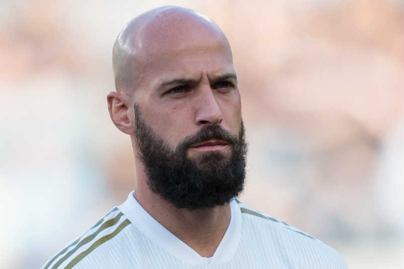 LAFC defender Laurent Ciman