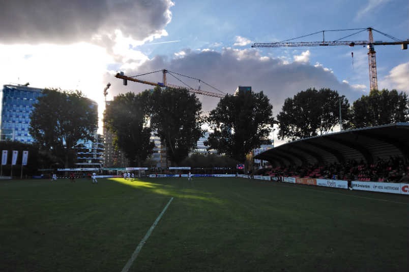 Sportpark Goed Genoeg Amsterdam
