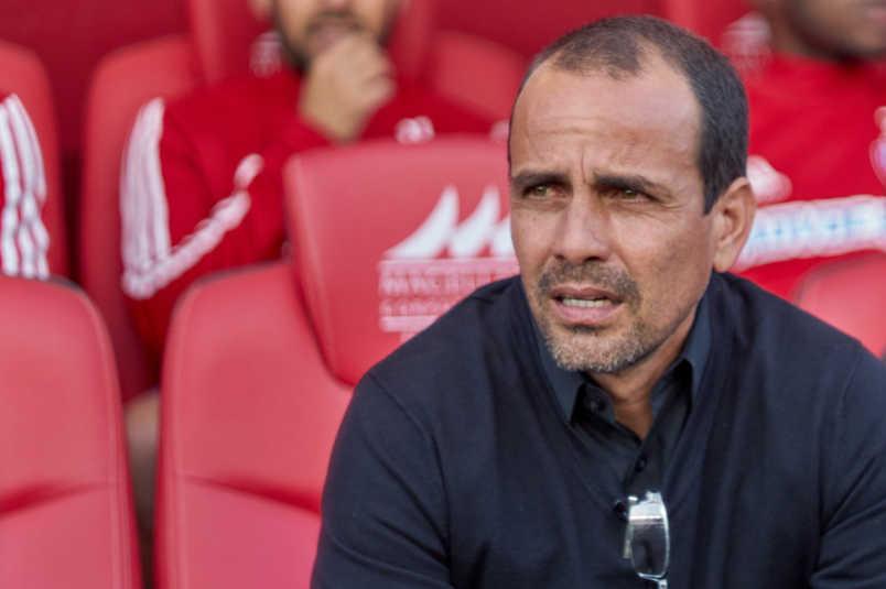 Club Tijuana coach Oscar Pareja