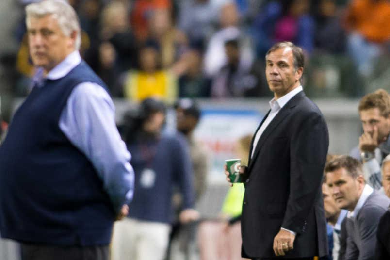 Sigi Schmid Bruce Arena MLS coaches