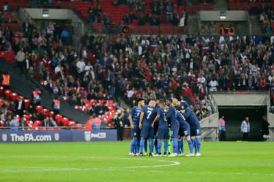 England 3 – USMNT 0