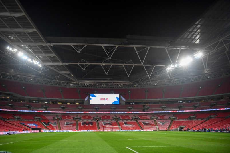 Wembley Stadium England USMNT friendly