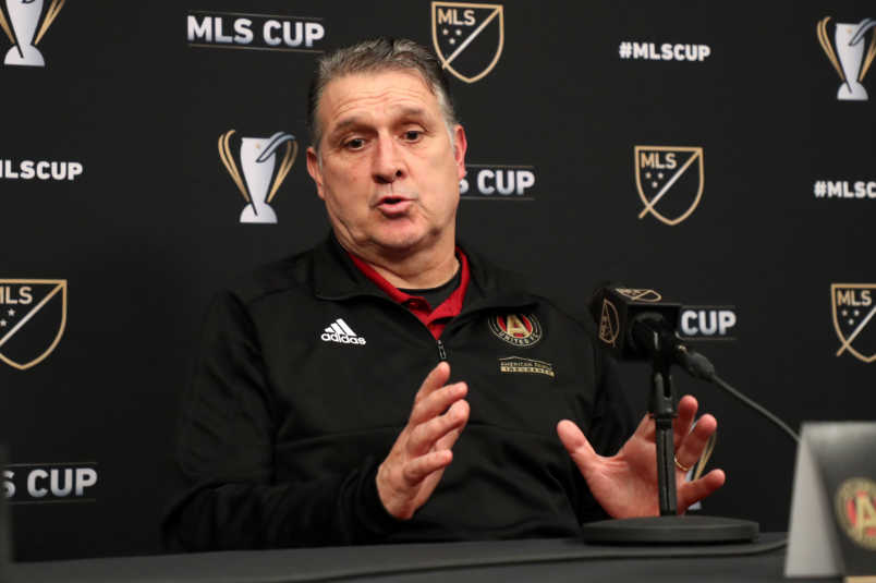 tata martino mls cup