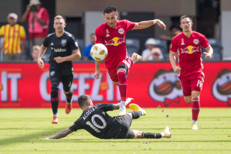 red bulls attack