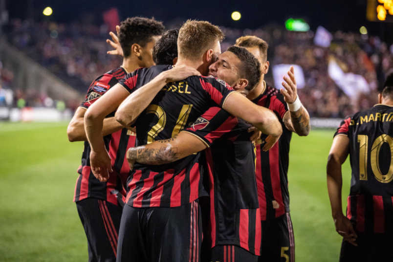 atlanta united beats herediano 2019 concacaf champions league