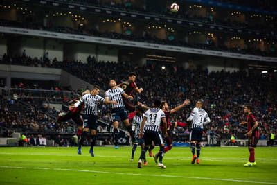 MLS goes 0 for 4 in Champions League quarterfinal first-legs