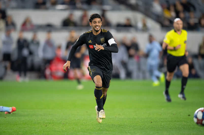 bad1559d232 The Galaxy already needs to keep up with LAFC | US Soccer Players