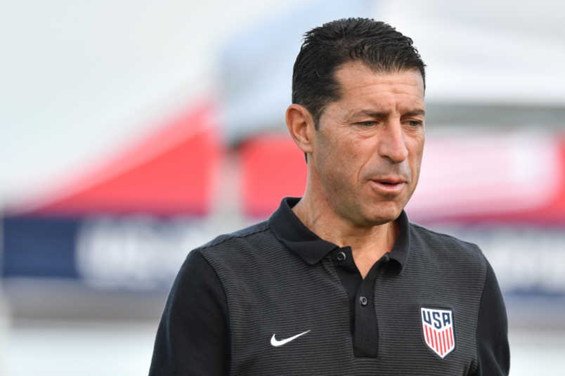 usmnt youth technical director tab ramos