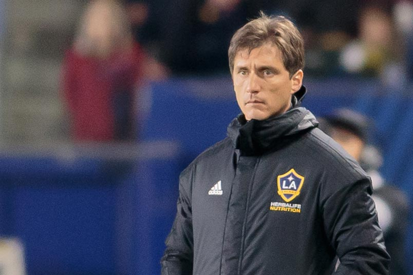 galaxy coach guillermo barros schelotto