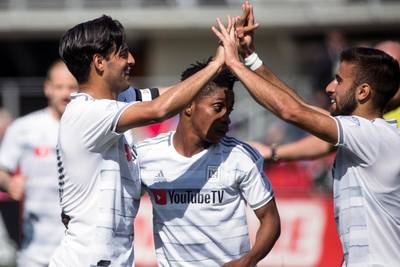 LAFC pushes the offense in year two