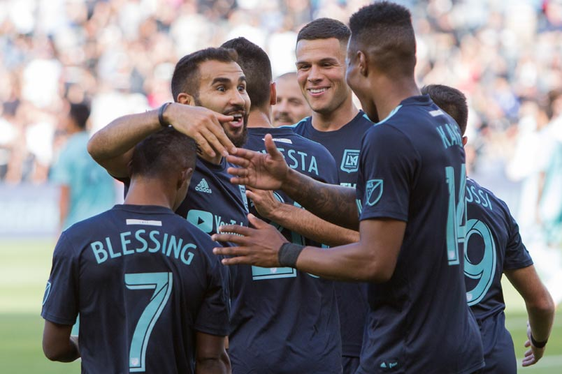 a45ca25685c MLS Power Rankings  The West Coast shift