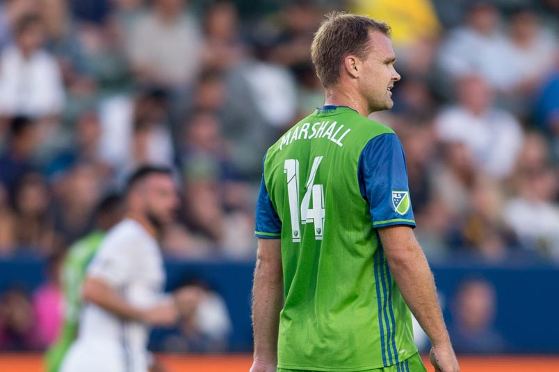 chad marshall seattle sounders retirement