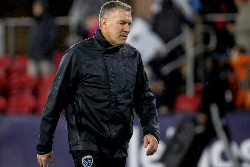 sporting kc coach peter vermes may 2019
