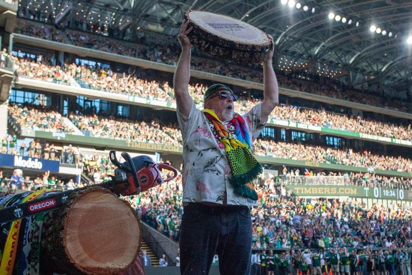 Portland's Timber Jim