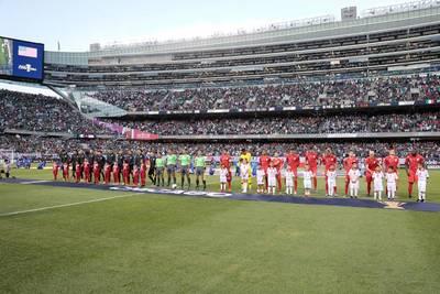 Mexico 1 – USMNT 0