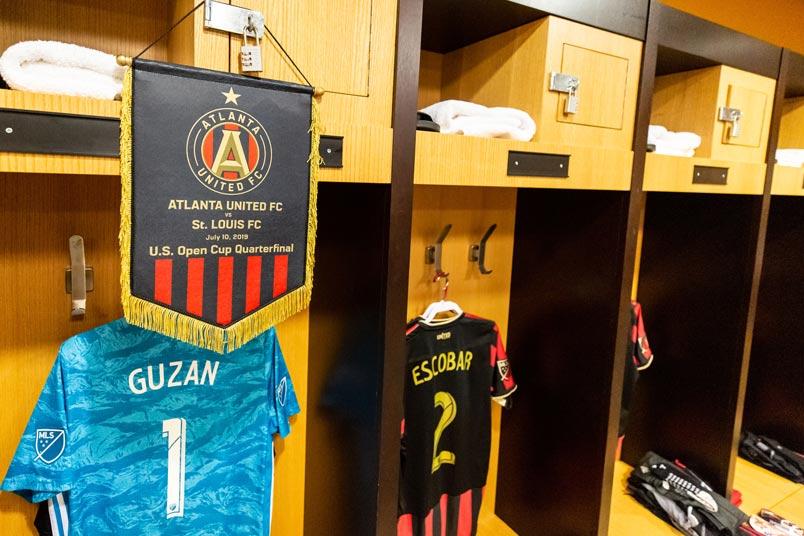 atlanta united locker room us open cup