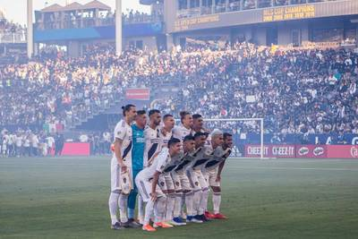 League first in MLS
