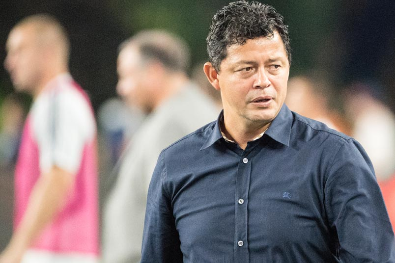 former houston coach wilmer cabrera