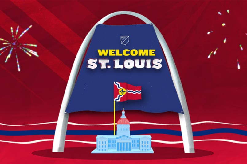 st louis expansion announcement
