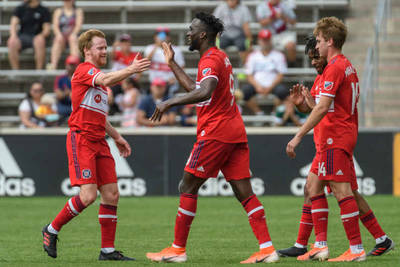 New hope, old challenges for Chicago Fire