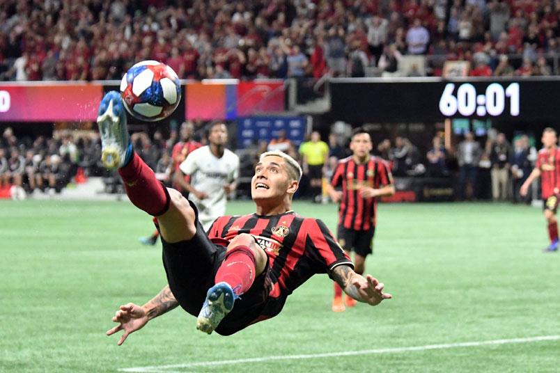 atlanta united franco escobar 2019 mls playoffs