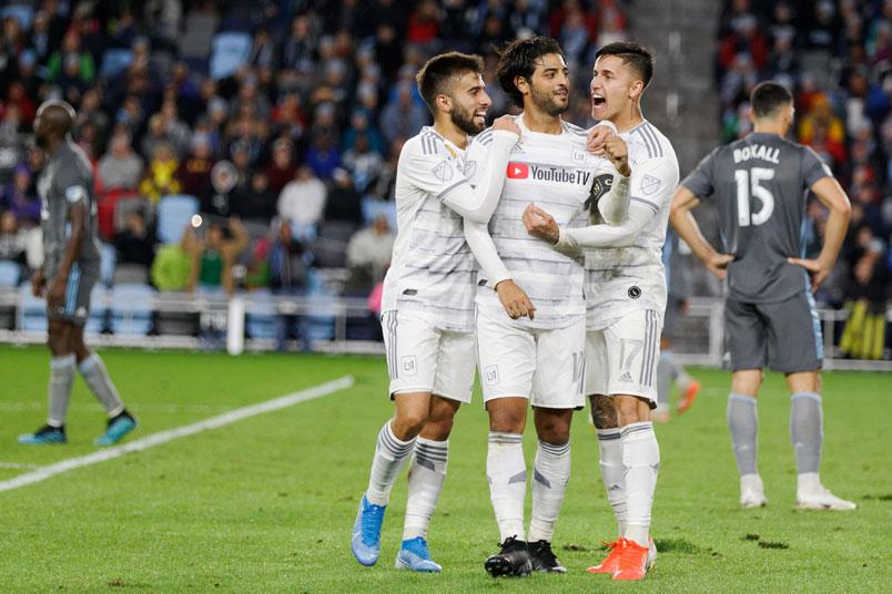 carlos vela goal celebration