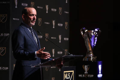 Garber's state of the league and the arrival of MLS