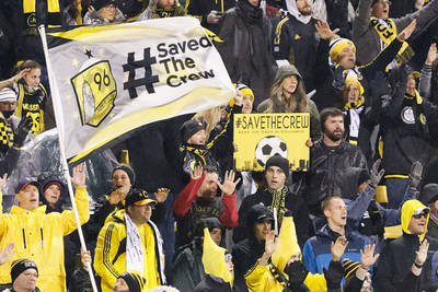 The continuing story of the Columbus Crew