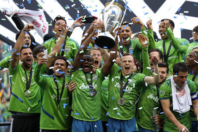 Seattle in the Champions League