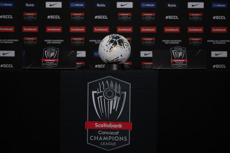 2020 concacaf champions league ball