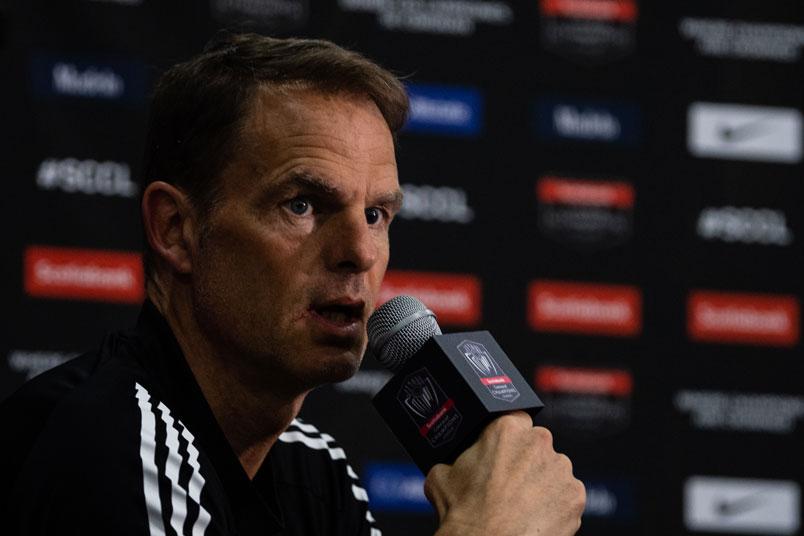 atlanta united coach frank de boer