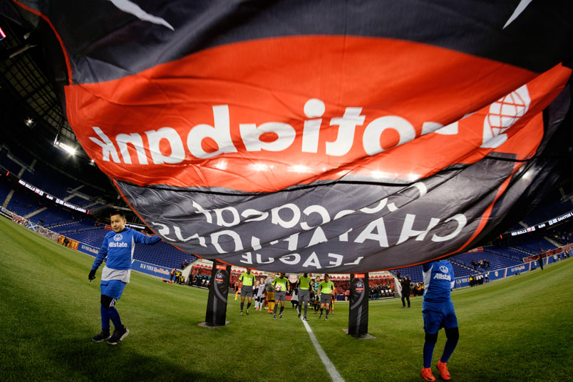 concacaf champions league banner