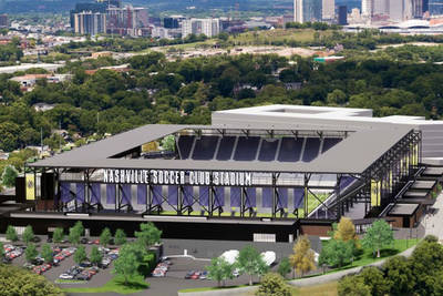 Nashville SC's stadium moves forward