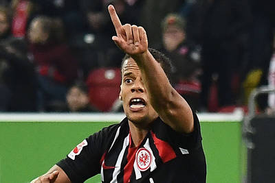 Chandler does it again for Eintracht