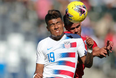 USMNT 1 – Costa Rica 0