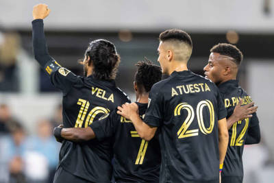 LAFC keeps building on 2019 in the Champions League