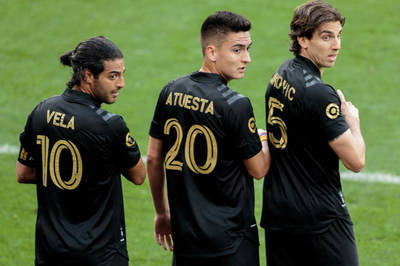 Is LAFC a tournament team?