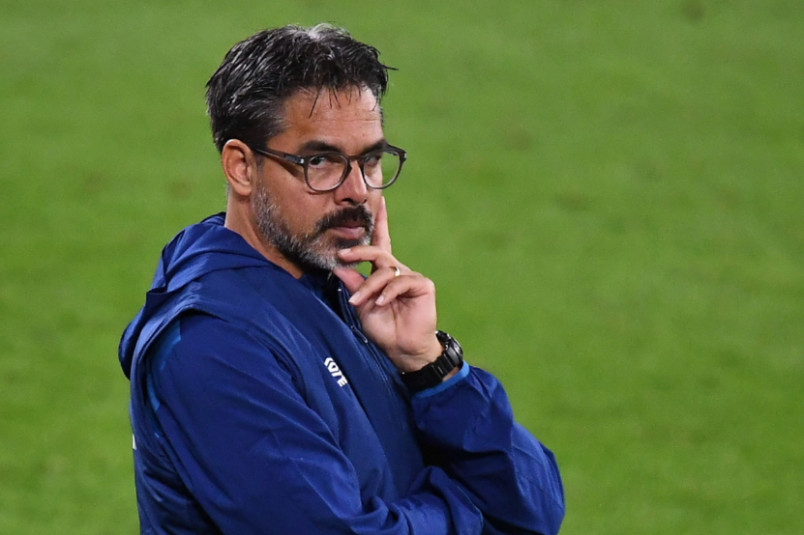 david wagner during his last game at Schalke