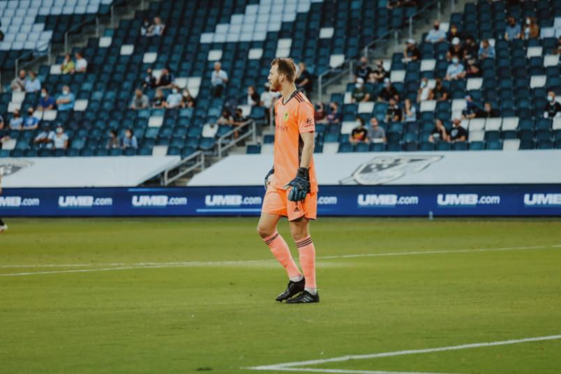 nashville goalkeeper joe willis