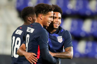 USMNT finishes off November with a comfortable win
