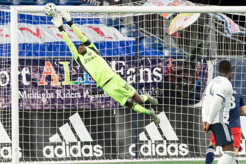 andre blake save philadelphia union